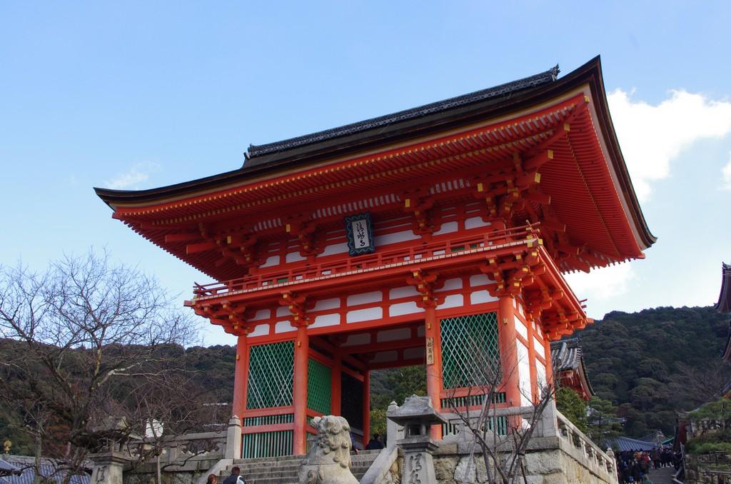 在日本的四個月