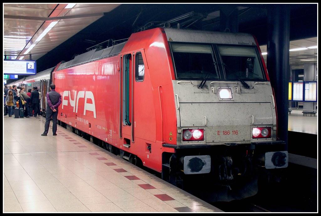 Fyra E 186 116