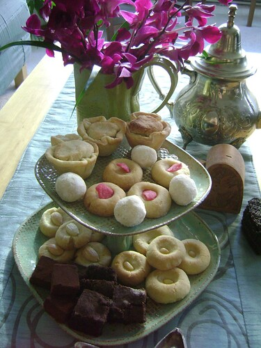 Moroccan Pastries & Desserts