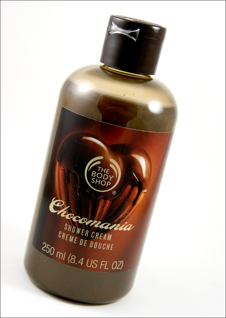 chocomania shower cream