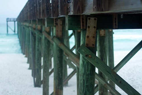 St. Andrews State Park Pier