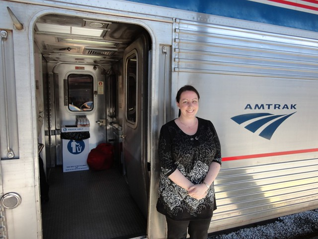 Amtrak City Of New Orleans Room