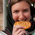Audrey and Fuman Klucheh - Iran