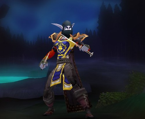 Kesagiri @ Earthen Ring - Game Guide - World of Warcraft