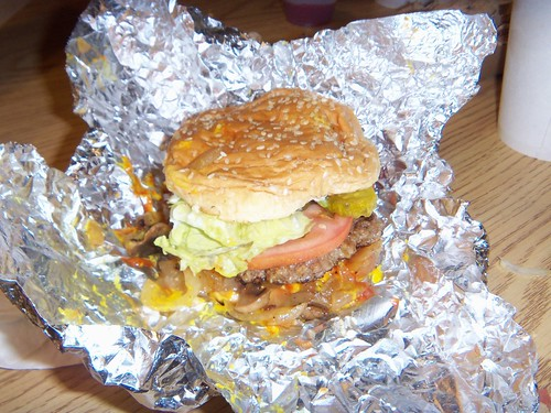 5 guys burgers and fries