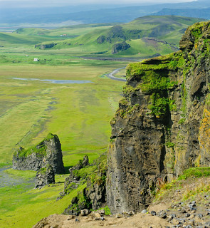 Coastal Cliffs near Vik