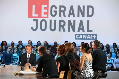 Lucie Goutagny - Le Grand Journal