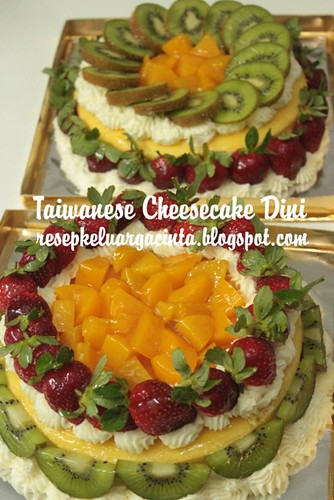 Taiwanese Cheese Cakes Dini