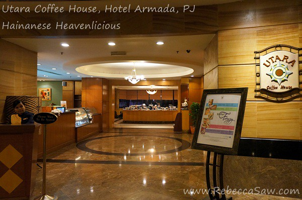 Utara Coffee House, Hotel Armada, PJ-019