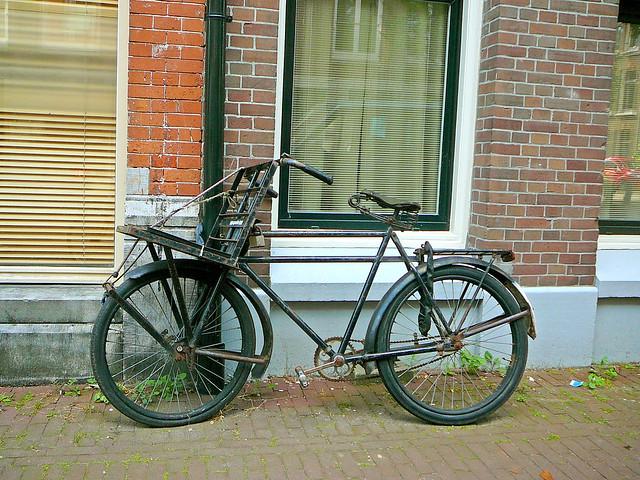 Apollo transportfiets (vintage transport bike, vélo ...