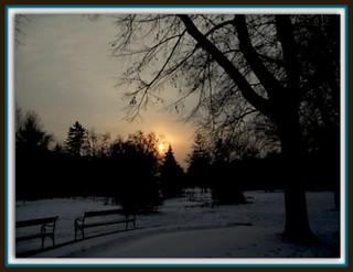 February SuNsEt....2012