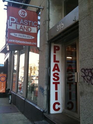 Plastic Land