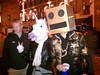 party rockin with the LMFAO robot