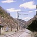 C&O trackage, Alleghany, VA, looking eastPS by Captain Railroad