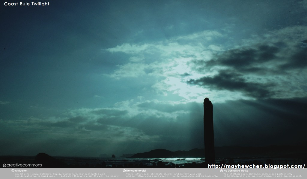 Coast Bule Twilight