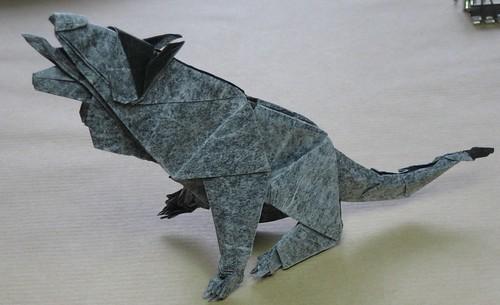 Trollips Gray Wolf By Mummykicks On Flickr