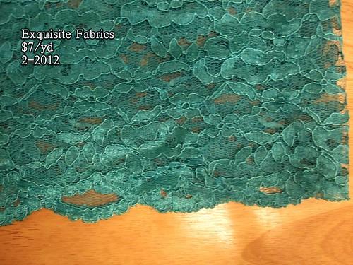 Exquisite Fabrics 2-2012