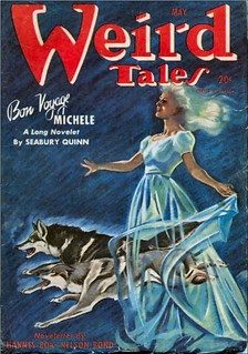 174c Weird Tales (Canada) May-1944 Includes Apprentice Magician by E. Hoffmann Price