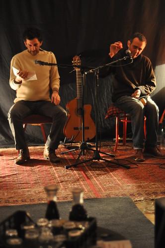 Arno Calleja & Hervé André by Pirlouiiiit 24022012