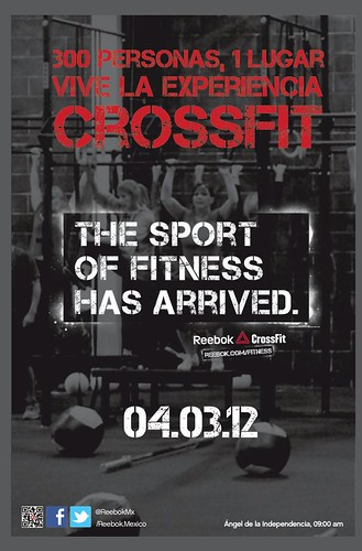 THE SPORT OF FITNESS HAS ARRIVED
