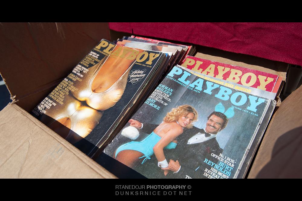 Playboy.