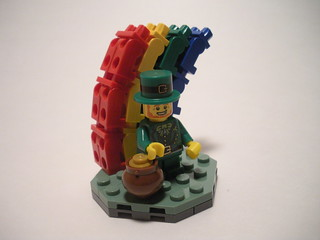 Vignette a day: Leprechaun
