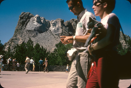 Misty Visits Mt. Rushmore – 1966