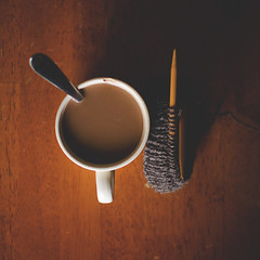 coffee & wool