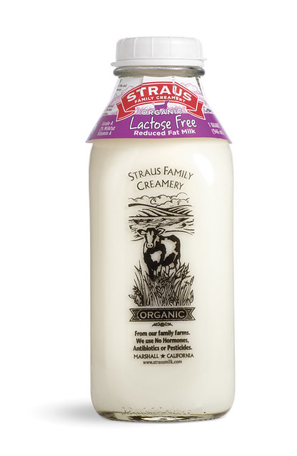 Straus Family Creamery Introduces Organic, Cream-Top