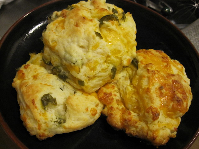 Jalapeno Cheddar Cheese Scones | Flickr - Photo Sharing!