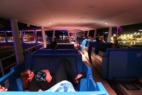 Sleeping on the TTA - One More Disney Day