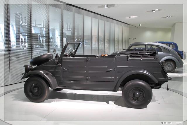 New Volkswagen Beetle >> 1940 Volkswagen Kübelwagen Typ 82 (02) | Flickr - Photo ...