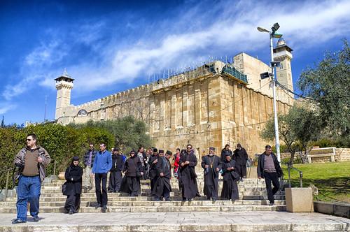 green israel palestine westbank olive abraham mosque tours atg hebron palestina patriarchs hevron breakingthesilence ibrahimi caveofthepatriarchs vestbredden