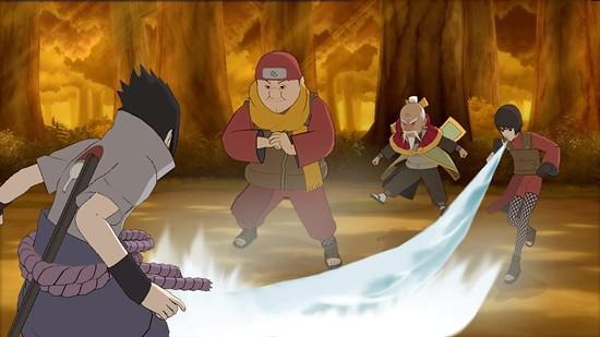 Novidades sobre Naruto Ninja Storm Generations