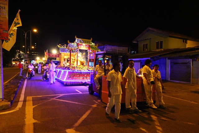 Penang First Taoist Float Procession 槟城太上老君古庙游神