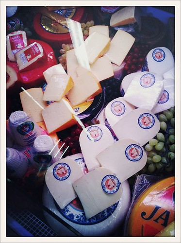 La Monica cheese