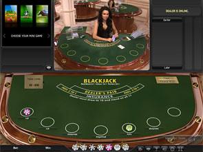 Live BlackjackLive Blackjack