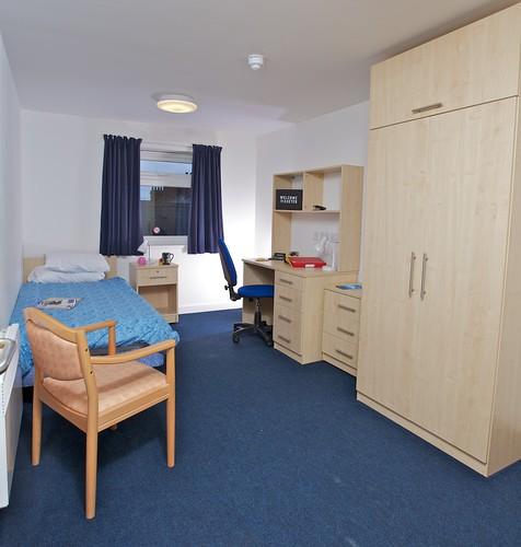 Rowancroft en-suite bedroom