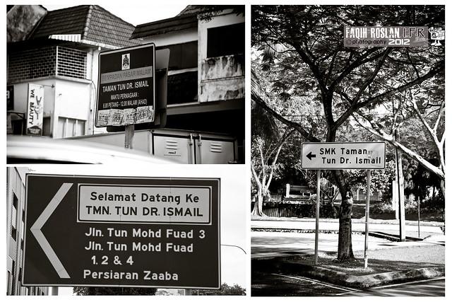 Taman Tun Dr. Ismail