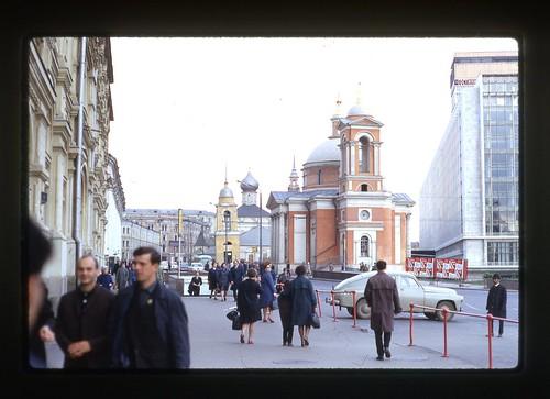 Great Martyr Barbara Church, Moscow, 1969