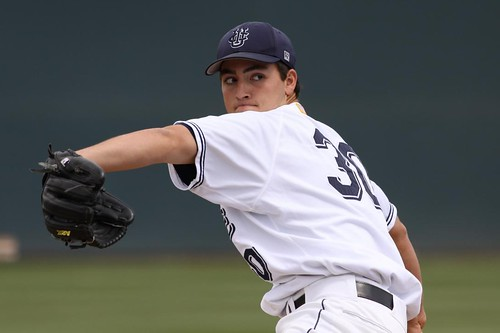 BASEBALL Pitcher of the Week - April 16-22, 2012