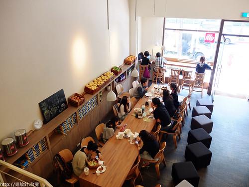台北 覺旅咖啡