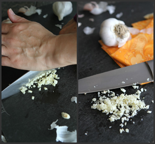 How to: Peel and Mince Garlic 3