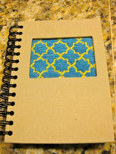 Finished Notebook