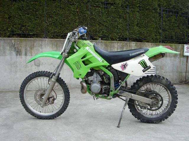 2002 Kawasaki KDX 200 R