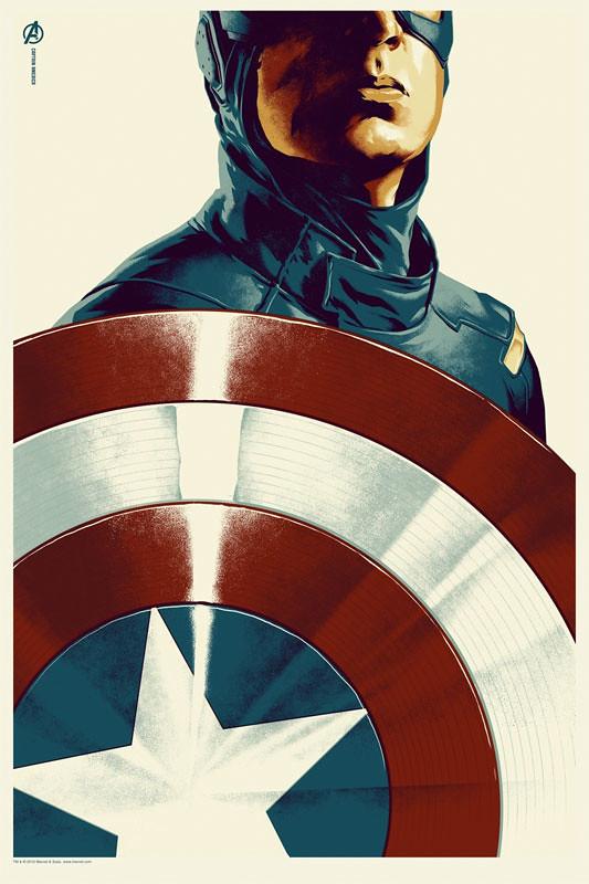 Mondo - Capitan America