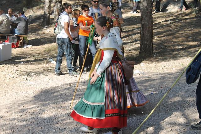 romería de la magdalena - traje regional