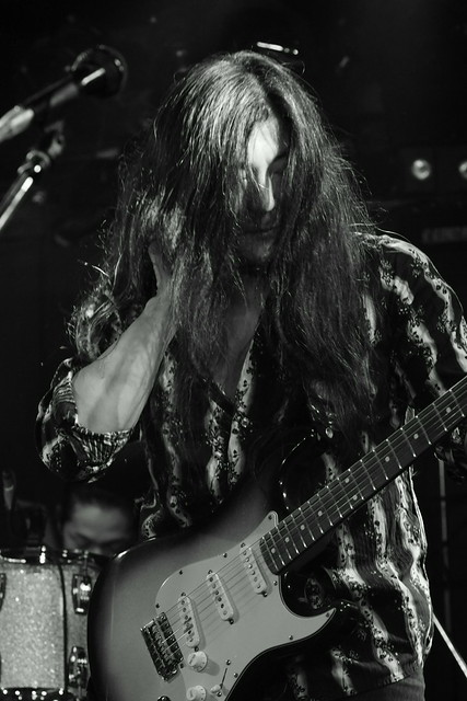 ROUGH JUSTICE live at Outbreak, Tokyo, 12 Mar 2012. S052