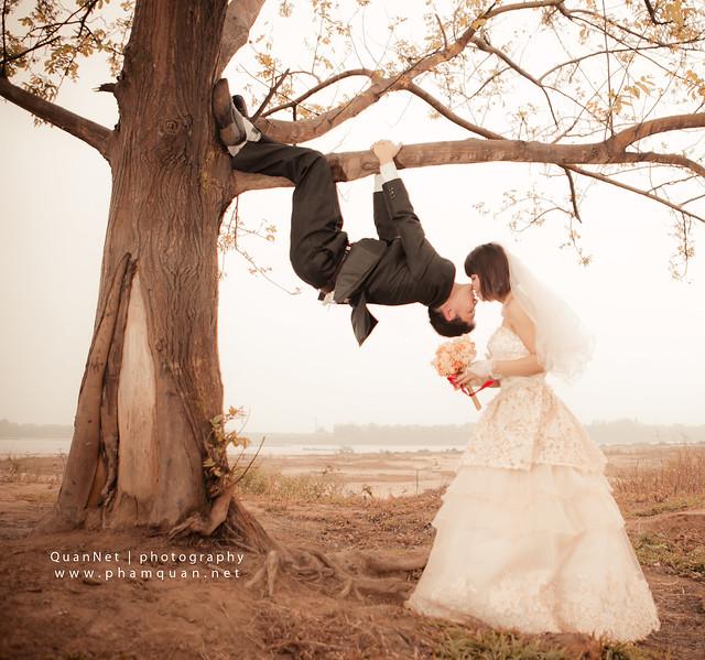 Pre-wedding: Hoàng Yến , Triệu Quân