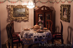 Doll's House Dining Room